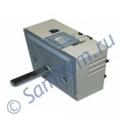 Переключатель режимов электрической плиты, универслаьный, EGO 50.55021.100, 40CU138, 481227328265, C00056412, C00377519, шток: 20mm. 8 контактов.