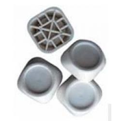 Антивибрационные ножки комплект 4 штуки, Indesit, C00091814, C00310113