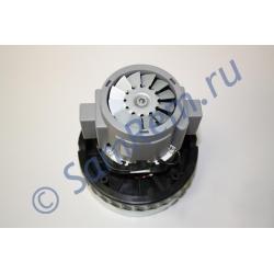 Двигатель пылесоса моющий универсальный , 1000W, H167mm, h69, D144, d78, Ametek, 11ME00, 061300501