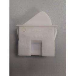 Выключатель света кнопочный ВК40М  холодильника АТЛАНТ, МИНСК,  908081700004