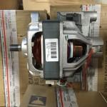 Двигатель (мотор) СМА, Indesit, Ariston, коллекторный, производство CESET, C00111492, 6  контактов, под ремень профиль H
