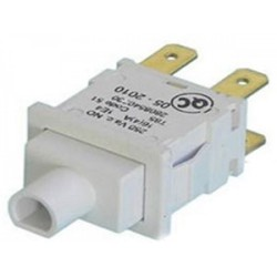 Кнопка сетевая СМА BEKO без светодиода, 2808540400, 4 контакта