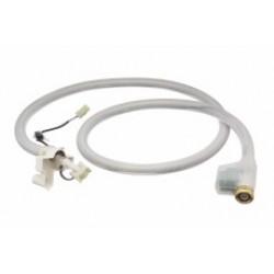 Шланг заливной c аквастопом Bosch электрический 296063, L=220 см