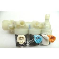 Кэн ( наливной электромагнитный клапан ) стиральной машины 3 выхода (1 под 90 градусов) (C00110331)