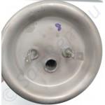 Тэн (нагреватель) водонагревателя RF AISI, 1500W, под анод M6, D=92mm, 3170122, НЕРЖАВЕЙКА