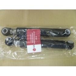 Амортизатор СМА LG, длинна минимальная 180 мм,  максимальная 280 мм,  диаметр втулки 11 мм, 4901ER2001C, комплект 2 штуки, 120N