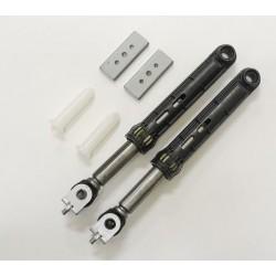 Амортизатор СМА Indesit, Ariston, C00309597, 140744, 262816 комплект 2 штуки, 100N L165-255mm