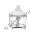 Чаша в сборе (редуктор, нож, чаша) блендера Bosch, 651139, серия MSM6...
