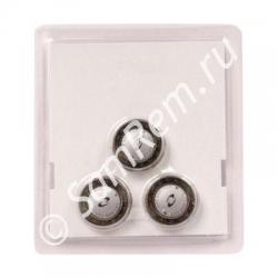 Бритвенные головки (режущий блок) бритвы Philips HQ6, комплект 3 штуки, 422203618441