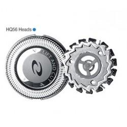 Бритвенные головки бритвы Philips, HQ56, 422203534535  комплект 3 штуки