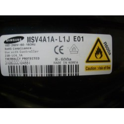 Компрессор холодильника Samsung, MSV4A1AL1J/E01, 160-260V, 183HZ, R600, без пускового реле
