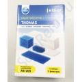Фильтр HEPA Thomas TWIN комплект 5 фильтров, 787203, HTS-01