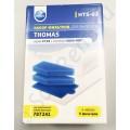 Фильтр HEPA Thomas XT/XS, комплект 5 фильтров, HTS-02