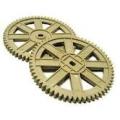 Шестерня для хлебопечи Moulinex SS-186168 комлпект 2 штуки