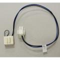 Реле тепловое с термовыключателем и колодкой холодильника, 276886, C00276886, для системы No Frost, 3А , 250В