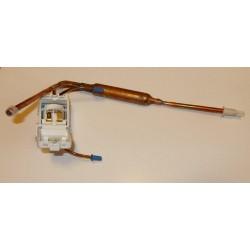 Клапан электромагнитный с фильтром осушителем холодильника  Electrolux, Zanussi, AEG 2425688013, 2425703036, 2425616063, 2262281047, 2425616014