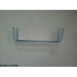 Ограничитель короткий для полки-балкона холодильника Атлант 301543106400