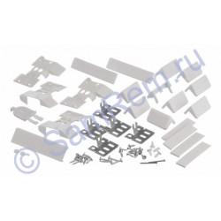 Монтажный (крепежный) комплект для навешивания фасадов встроенного холодильника Bosch,Siemens, NEFF, 491365