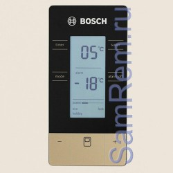 Дисплей холодильника Bosch, в сборе, 755001, 649983