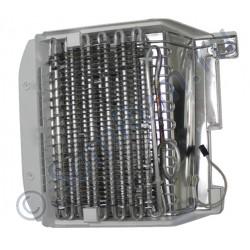 Испаритель холодильника Bosch, в сборе, серия KGN, 686878