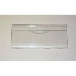 Панель холодильника Атлант в морозильную камеру, 774142100900, прозрачная, 21*47 см, не откидная