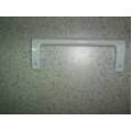 Ручка холодильника Атлант белая расстояние между креплениями 215 мм 775373400201