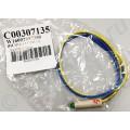 Лампа индикации холодильника Indesit, Ariston, зеленая, C00307135