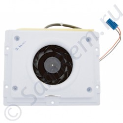 Вентилятор холодильника Indesit в сборе, C00308602, NMB 12V 2,1W, 11037GH-12L-YA, для морозильной камеры