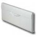 Панель ящика морозильной камеры (щиток) Стинол  (большая) C00856007 откидная, белая