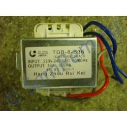 Трансформатор силовой холодильника SAMSUNG, DA26-00036A, TDB-8-B36
