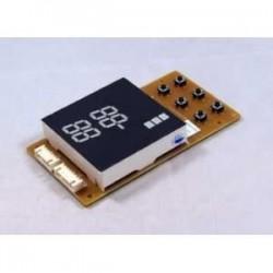Модуль управления (индикации) холодильника Samsung, серия RL34, RL40, DA41-00484A, DA41-00484B