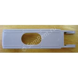 Вставка в накладку ручки холодильника Samsung (DA61-02914A) silver