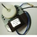 Двигатель вентилятора холодильника Indesit АНАЛОГ, коричневый, 220В, 8W, YZF2261, 2261CW, 9mm