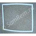 Уплотнительная резина холодильника Indesit, Ariston, Stinol,  размер 580х910 мм, C00854016, 854016