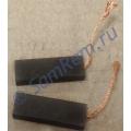 Щетки для электродвигателя стиральной машины  5х12,5х36 провод от центра (N52) комплект 2 штуки