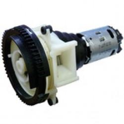 Двигатель кофемолки кофемашины Bosch, 498931, 648981, в сборе, серия TCN, TCA