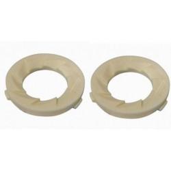 Жернова керамические, кофемашины Philips-Saeco 996530016342, 146520100, комплект 2 штуки