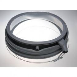 Манжета люка СМА Bosch, Siemens, NEFF, 681211, 772663, с отверстием под лампочку (подсветка барабана)