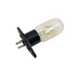 Лампочка СВЧ универсальная 25W цоколь T170, 170°C,  прямые контакты 4713-001046
