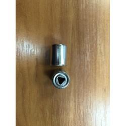 Колпачок СВЧ магнетрона 13,5mm (треугольное отверстие)
