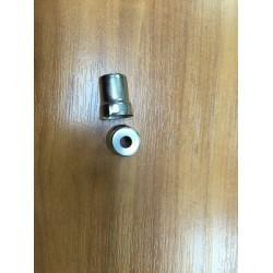 Колпачок СВЧ магнетрона LG (круглое отверстие)