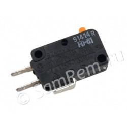 Микровыключатель микроволновой печи Samsung (3405-001032)