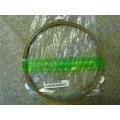Кольцо вращения СВЧ LG 5889W2A015S, D кольца= 217 мм без роликов, d ролика = 21мм