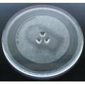 Тарелка ( блюдо ) СВЧ, Panasonic, A0601BA00EP,  диаметр 285 ммб три крепления под коуплер
