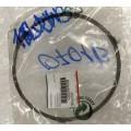 Кольцо вращения тарелки СВЧ, Indesit, диаметр 180 мм, под тарелку 245 мм, C00294059