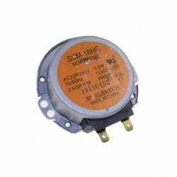 Двигатель вращения СВЧ Samsung, DE31-10170A, DE31-10170B, SSM-16HR MDFJ030BF, 220V, 2.5/3 оборота в минуту, 3W