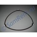 Кольцо вращения СВЧ Samsung DE94-02266C вз DE94-02266D вз DE61-01255A под тарелку 255 мм, D=210 mm