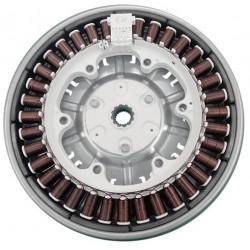 Ротор + статор СМА LG с прямым приводом, AJB73816009 + AGF76558647, без таходатчика