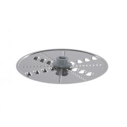 Диск терка кухонного комбайна Bosch, 12007726, двухсторонняя, крупная-мелкая, серии MCM31/32/34/35