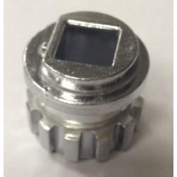 Втулка мясорубки Bosch, 753348, металл ОРИГИНАЛ для MFW4.., MFW6..